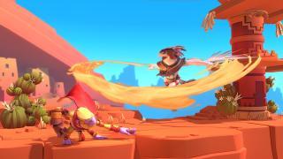Скриншот Brawlout