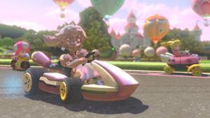 миниатюра скриншота Mario Kart 8