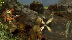 миниатюра скриншота Marine Heavy Gunner: Vietnam