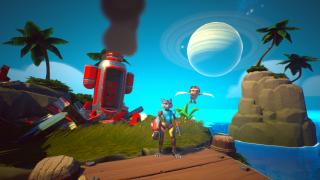 Скриншоты  игры Skylar & Plux: Adventure On Clover Island