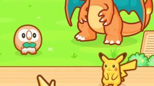 миниатюра скриншота Magikarp Jump