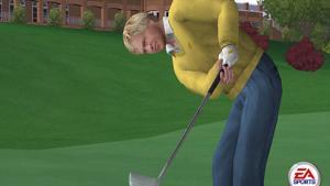 миниатюра скриншота Tiger Woods PGA Tour 2005