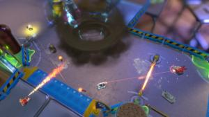 миниатюра скриншота Micro Machines World Series