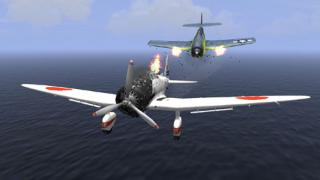 Скриншот Pacific Fighters