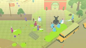 миниатюра скриншота Neighborhorde