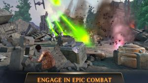 миниатюра скриншота Star Wars: Rivals