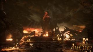 Скриншот Agony