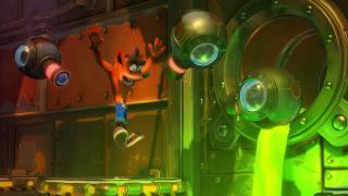 Скриншот Crash Bandicoot N. Sane Trilogy