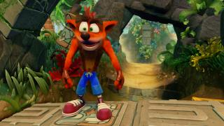 Скриншот Crash Bandicoot N. Sane Trilogy