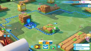миниатюра скриншота Mario x Rabbids: Kingdom Battle