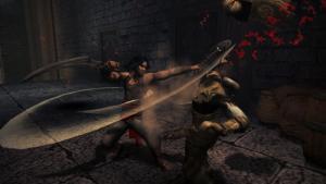 миниатюра скриншота Prince of Persia: Warrior Within