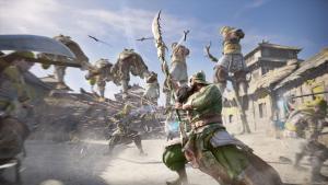 миниатюра скриншота Dynasty Warriors 9