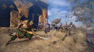 Скриншот Dynasty Warriors 9