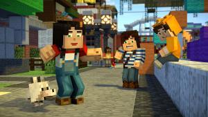 миниатюра скриншота Minecraft: Story Mode - Season Two