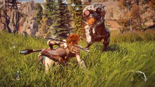 Скриншот Horizon: Zero Dawn