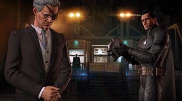 Скриншот Batman: The Enemy Within
