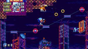 миниатюра скриншота Sonic Mania