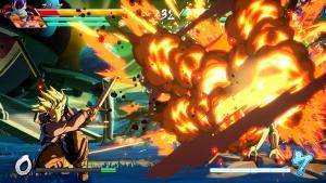миниатюра скриншота Dragon Ball FighterZ