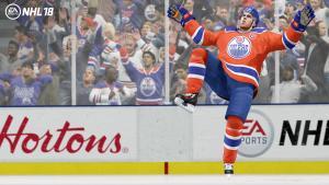 миниатюра скриншота NHL 18