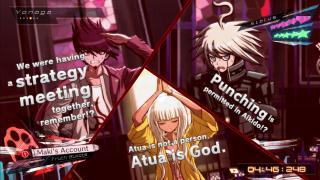 Скриншот Danganronpa V3: Killing Harmony