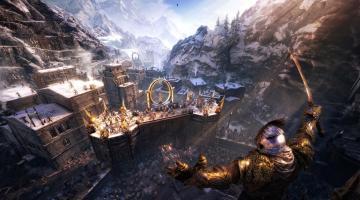 Скриншот Middle-earth: Shadow of War