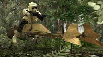 Скриншот Star Wars: Battlefront (2004)