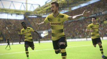 Скриншот Pro Evolution Soccer 2018