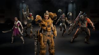 Скриншоты  игры LawBreakers