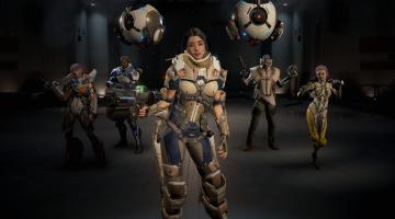 Скриншот LawBreakers