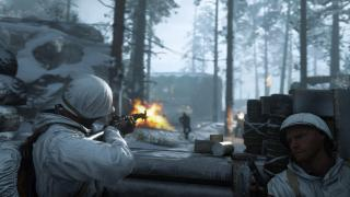 Скриншот Call of Duty: WWII