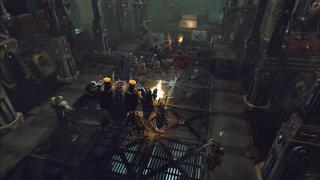 Скриншоты  игры Warhammer 40.000: Inquisitor - Martyr