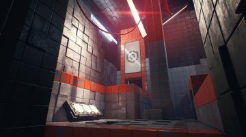 Скриншот Q.U.B.E. 2