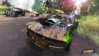 Скриншоты  игры FlatOut 4: Total Insanity