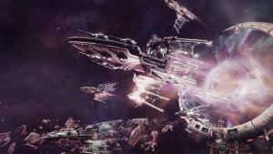 миниатюра скриншота Battlefleet Gothic: Armada