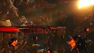 Скриншот Battlefleet Gothic: Armada