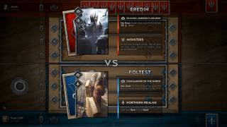 Скриншот Gwent: The Witcher Card Game