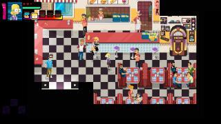 Скриншоты  игры Crossing Souls