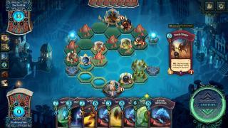 Скриншоты  игры Faeria