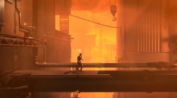 Скриншот Black the Fall