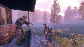 Скриншоты  игры Just Survive