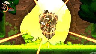 Скриншоты  игры Pankapu