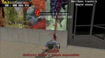 Скриншот Tony Hawk's Underground 2