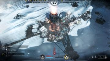 Скриншот Frostpunk