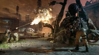 Скриншоты  игры Gears of War 4