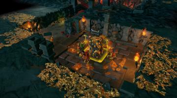 Скриншот Dungeons 3