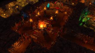 Скриншоты  игры Dungeons 2