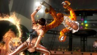 Скриншот Dead or Alive 5: Last Round