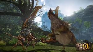 миниатюра скриншота Monster Hunter Online