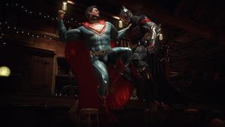 Скриншоты  игры Injustice 2