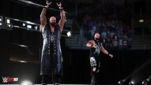 миниатюра скриншота WWE 2K18